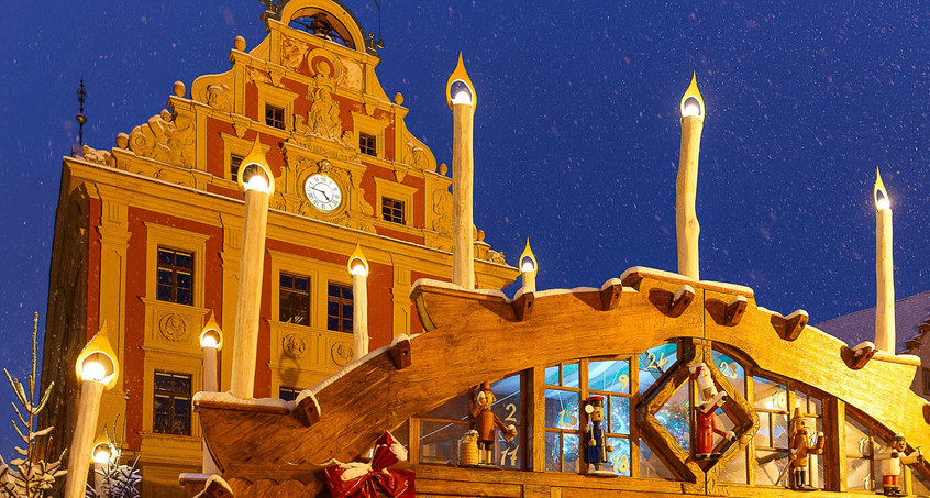 Wo Ist Weihnachtsmarkt Heute.Weihnachtsmarkt In Gotha Wird Heute Eröffnet Landeswelle Thüringen